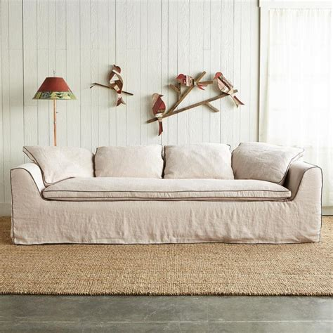 best slipcovered sofa home furniture design