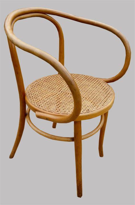 fauteuil de bureau ancien en hetre cintr 233