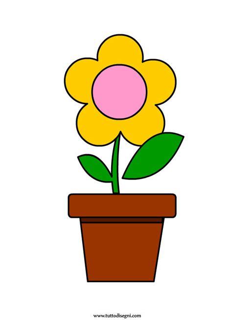 vaso fiore immagine di fiore con vaso tuttodisegni