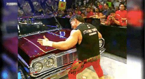 wwe eddie guerrero car 15 moments when eddie guerrero gave you latino heat