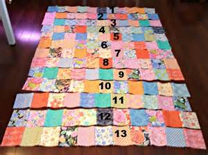 easy quilt to make