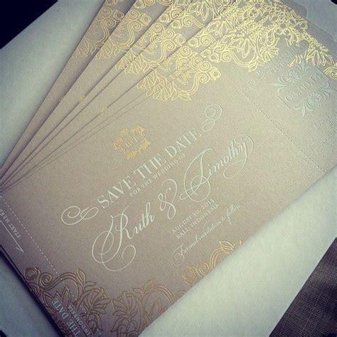 hochzeitseinladung gold goldhochzeits einladung papier gold 2052358 weddbook