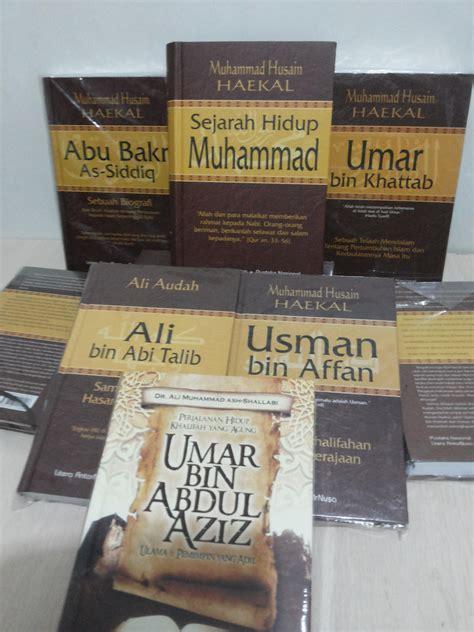 Buku Kitab Bangkit Dan Runtuhnya Andalusia Resensi Buku Kisah Muhammad Saw Bersama Para Khalifahnya