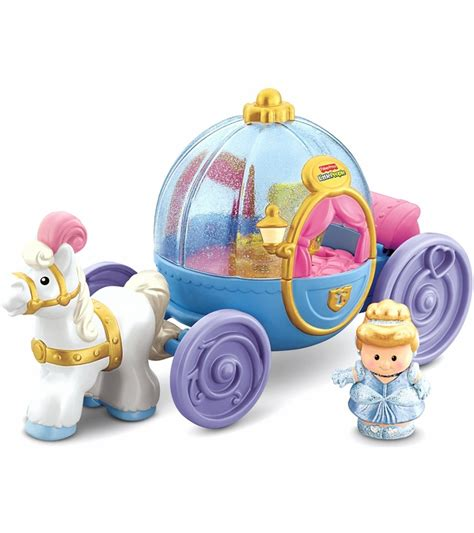 Fisherprice Littlepeople fisher price disney cinderella s coach