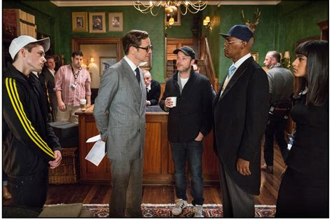 kingsman secret service wamg talks to kingsman the secret service