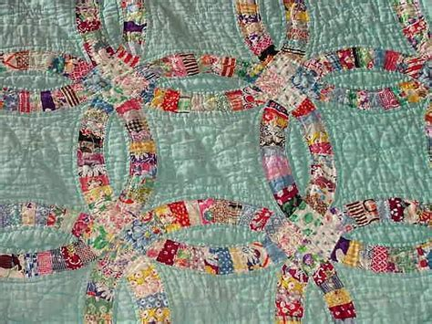 Best 25  Wedding ring quilt ideas on Pinterest