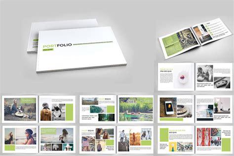 indesign portfolio template indesign portfolio brochure v127 brochure templates on