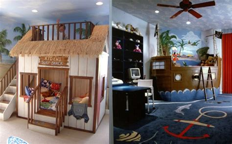 cool bedroom designs for kids 30 cute and cool kids bedroom theme ideas home design and interior