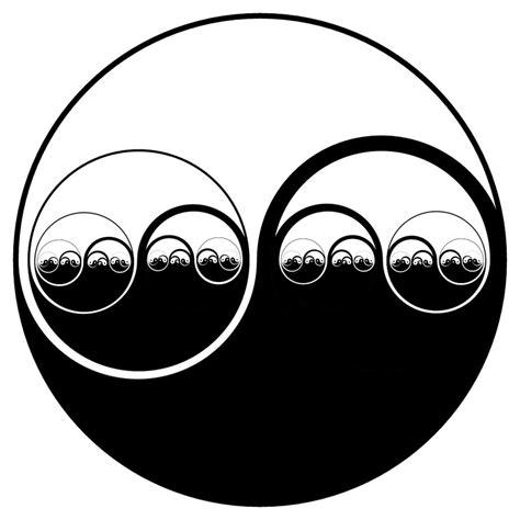 yin yang infinity by oneiromancernjv on deviantart