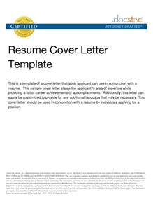 What Is A Cover Letter On A Resume by Email Resume Cover Letter Template Resume Builder