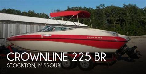 1999 crownline 225 br 22 foot 1999 crownline motor boat - Crownline Boats Springfield Mo