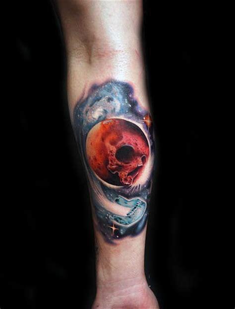 comet tattoo skull moon comet jaw by andres acosta best