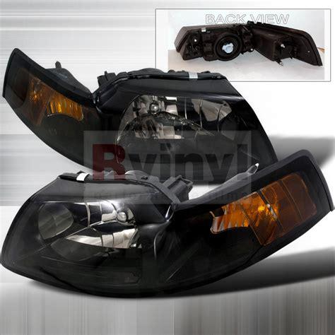 headlights for 2000 mustang ford mustang custom headlights aftermarket headlights