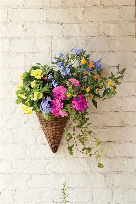 design hanging flower baskets 9 no fuss floral decorating ideas for your front porch