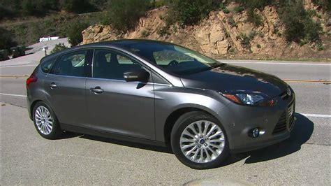 2012 titanium ford focus drive 2012 ford focus titanium