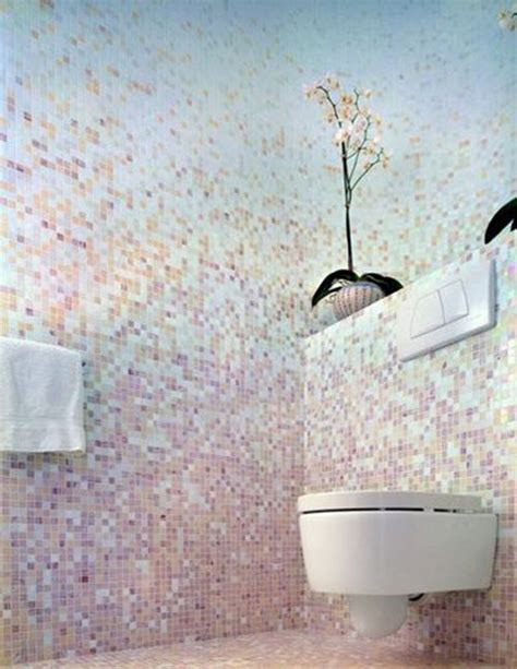 33 pink mosaic bathroom tiles ideas and pictures