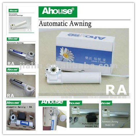 Awning Motor by Retractable Awning Motor Electric Awning Operator Shop For