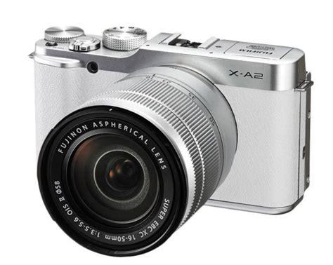 Pasaran Kamera harga kamera fujifilm x a2 16 50mm white kamera