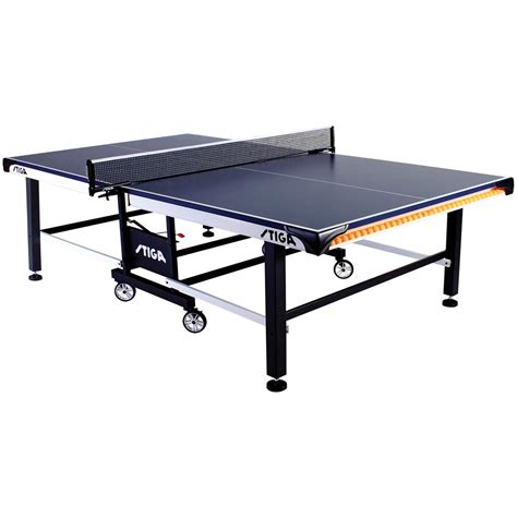 stiga table tennis stiga sts520 table tennis table 293859 at sportsman s guide