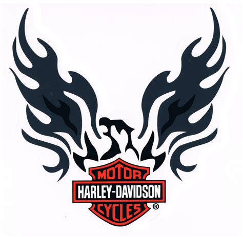 Stiker Harley Davidson Motor Co White L harley davidson adler window sticker 7x7cm eagle window decal windshield hd ebay