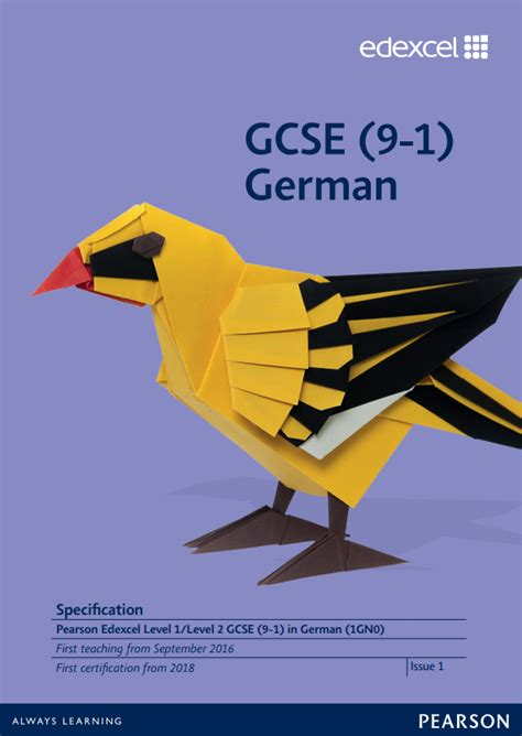 edexcel a level german 1471858235 edexcel gcse modern languages pearson qualifications