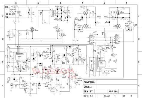 dc to ac inverter wiring diagram wiring diagram with
