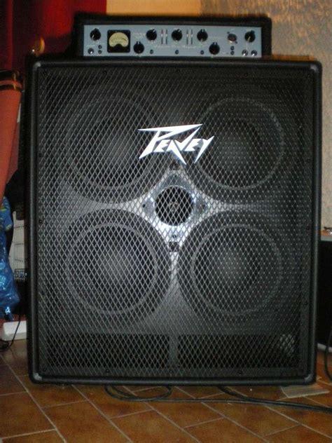 peavey 410 tvx bass speaker cabinet peavey tvx 410 image 130434 audiofanzine