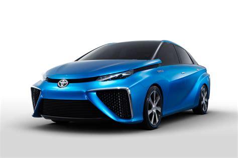 Hydrogen Car Toyota 2015 Toyota Fcv Hydrogen Fuel Cell Car 32 Egmcartech