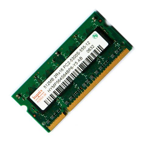 Ram Ddr2 2 Giga hynix 512mb ddr2 pc2 5300 667mhz notebook netbook memory