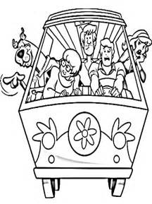 free scooby doo printables page printable scooby doo coloring pages