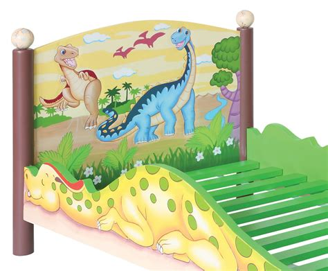 dinosaur bed frame kidsaw dinosaur 3ft single bed frame
