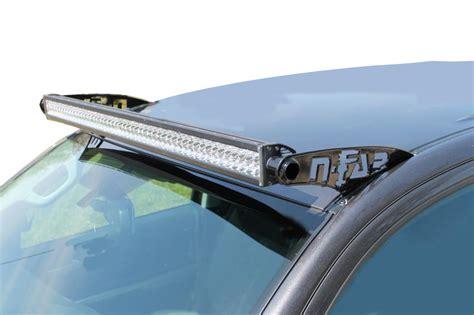 94 toyota led light bar roof mount 2010 2018 toyota 4runner n fab led light bar roof mounts