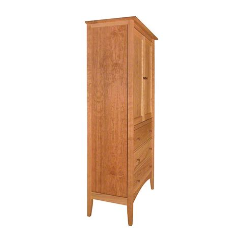 armoire shaker in stock american shaker armoire vermont woods studios
