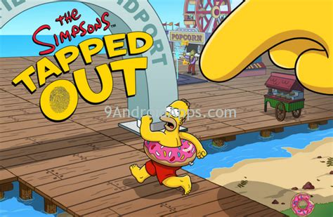 simpsons tapped out apk the simpsons tapped out v4 11 1 unlimited money donuts xp apk