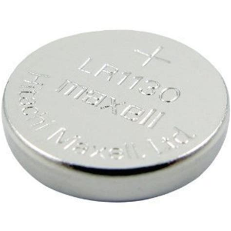 Battery Maxell Lr1130 lr1130 189 alkaline button cell batteries by maxell quot new