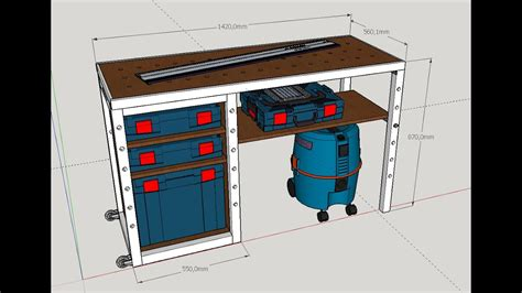 Build A Garage Plans comment fabriquer un 233 tabli multifonction type mft build