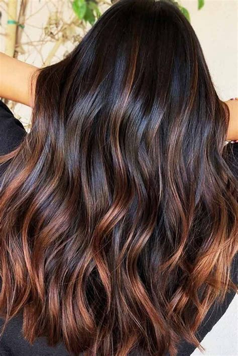 The Best Balayage Color Ideas Hair World Magazine Hair Color 2017 2018 Chestnut Brown Ends Chestnuthair Brownhair Want To Find Some