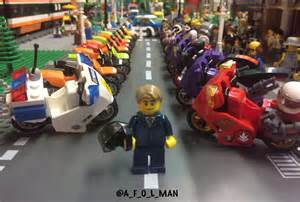 My Lego Motorcycle Collection!   YouTube