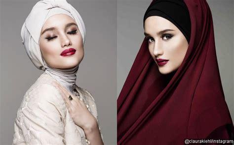 Kaftan Luxy Ori Pop Up 1 foto artis cantik berhijab di ramadan 2016 foto 1 dari