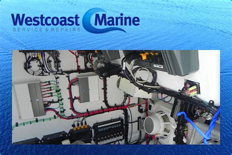 mobile marine electrical repair installation perth - Boat Steering Cable Perth