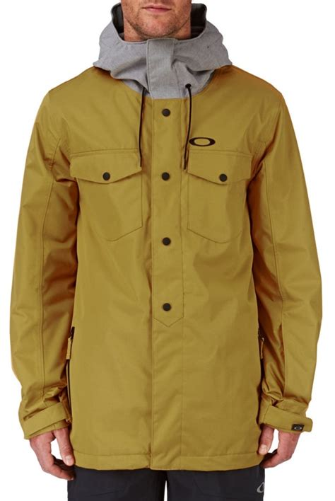 Jacket Oakley Original Jko Oakley 36 oakley division 2 biozone insulated snowboard ski jacket m copper