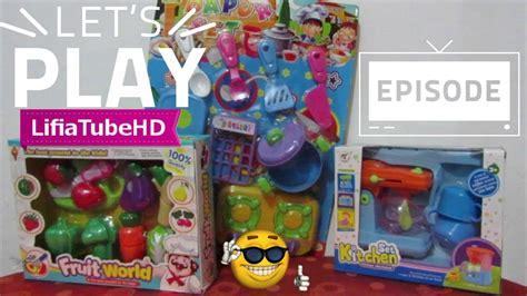 Mainan Anak Chef 2396 1 chef lifia niala mainan dapur anak anak kitchen set