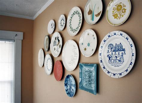 Decor Plates Wall by 20 Beautiful Wall Decor Ideas Using Decorative Plates