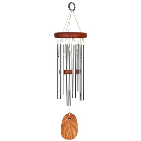 Chimes In On by Amazing Grace Chime Small Woodstock Chimes