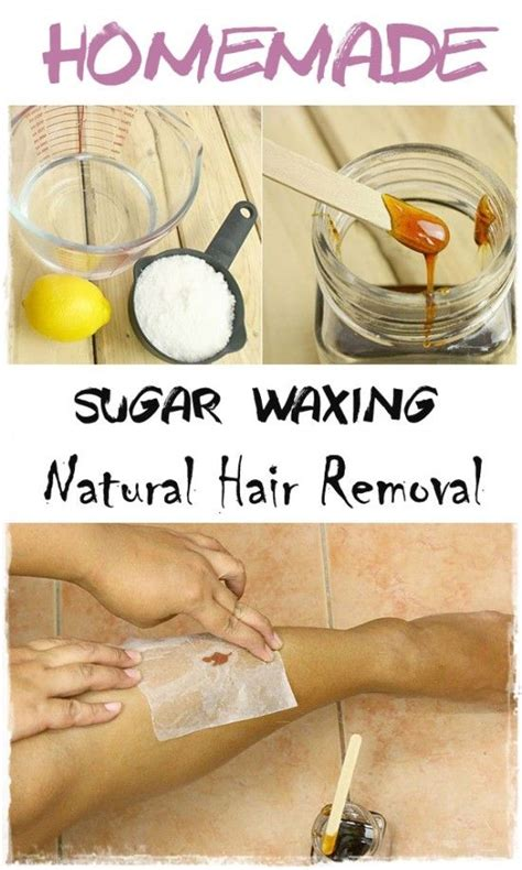 tutorial wax hair 418 best images about homemade household products on