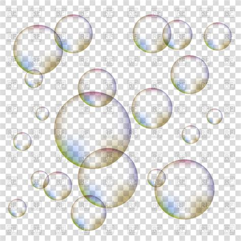 bubbles background clipart transparent background pencil and in