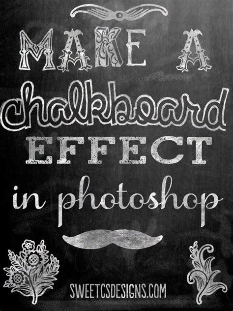 diy chalkboard background photoshop make a chalkboard printable in photoshop