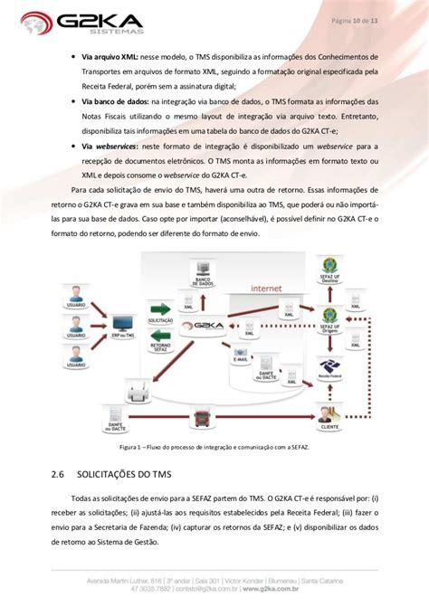 layout xml cte g2ka ct e conhecimento de transporte eletronico