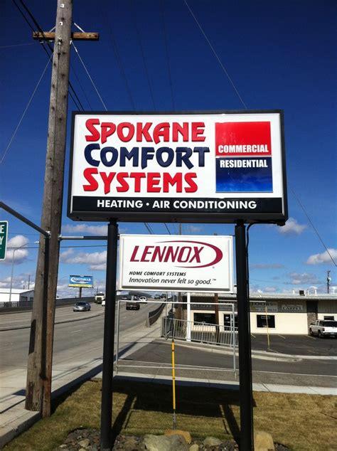 spokane comfort systems spokane comfort systems calefacci 243 n y aire acondicionado