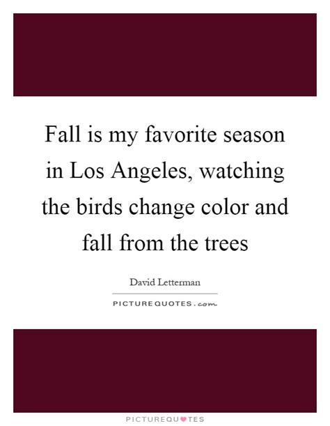 what is my color season fall is my favorite season in los angeles the